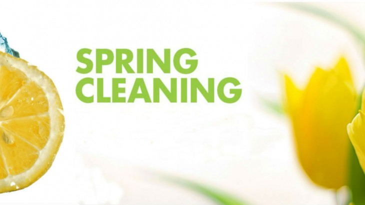 Residential Cleaning Services Give Spring Cleaning Tips