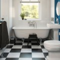 San Diego cleaning services help to speed clean the bathroom