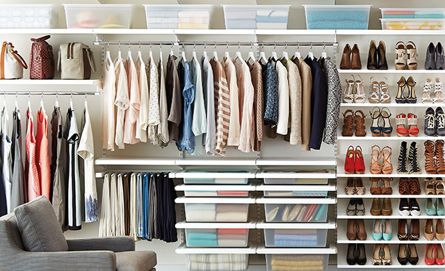 Dining Room Storage Ideas To Keep Your Scheme Clutter Free: Green Cleaning Services Help You Defeat Closet Clutter