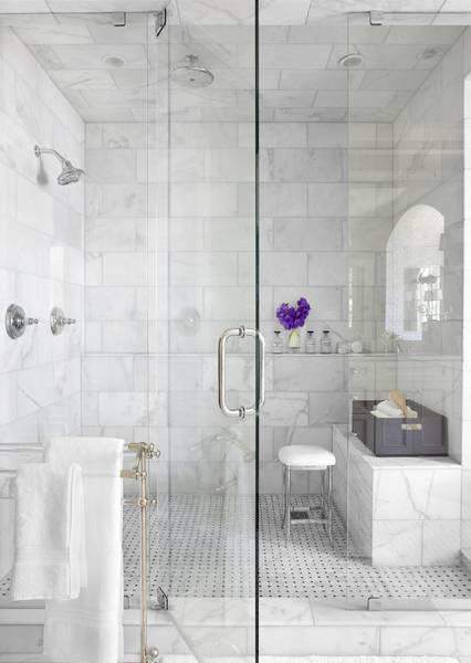 San Diego green cleaning tips for marble showers